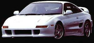 Toyota MR2 SW20 TMS Style Front Bumper Bodykit