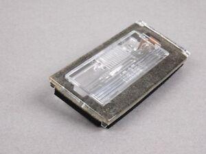 MINI Genuine Number Plate Light Lens Cover R50 R52 R53 51247114535