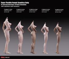 1/6 Phicen S26A PLMB 2018-S26A cuerpo desnudo femenino Stand 270mm pálido medio pecho si