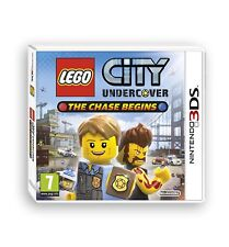 Nintendo 3DS Game Lego City Undercover The Chase Begins 3D 2DS Compatible