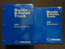2008 Mazda B-Series Truck Service Repair Shop Manual SET FACTORY OEM BOOKS NEW