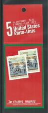 CANADA # 1257a MNH SNOW ON TREES Booklet