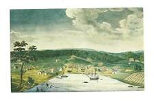 BALTIMORE MD As Was in 1752 Vtg Historical Society PC