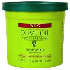 (13,33€/1kg) ORS Organic Root Stimulator Olive Oil Prof Creme Relaxer Jar NORMAL