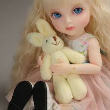 Dollmore BJD NEW For Doll - Nude Mamie Rabbit (Cream:18cm) *2