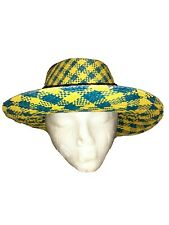 Hat Barranco Panama Hats Mens Womens Unisex Large Adjustable Straw Fedora