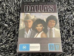 Dallas - Season 4 (DVD, 2006, 4-Disc Set) AUS R4 - Brand New Sealed