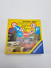 Verkehrs Quiz, Ravensburger von 1975 - 4 Sprachen