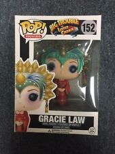 Funko Pop Big Trouble in Little China Gracie Law Vaulted Mint Condition