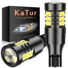2x T15 W16W 921 5W LED Canbus Standlicht Rücklicht Tagfahrlicht DRL Lampe Birne
