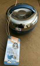 Kurgo Small Wander Pail Travel Food Water Bowl for Dogs & Cats 27 oz.  NEW