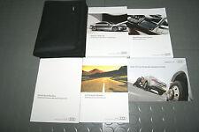 2014 Audi A7 S7 Owners Manual - SET!!! (w/Navigation Manual)