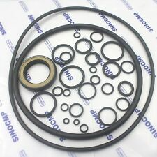Travel Motor Seal Kit For Hyundai RX210 R210LC-3(E) R210-3 Excavator Oil Seal