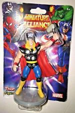 Marvel Miniature Alliance THOR Collectible Figure or Cake Topper