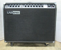 "Vintage Lab Series L5 308A 100W 2-Chan. Guitar Amplifier Combo Amp 2x12"" Speaker"