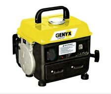 Groupe électrogène 720w GENYX G800 2 TEMPS - FRANCE - LIVRE SOUS 48/72H
