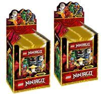 Blue Ocean Lego® Ninjago™ Legacy Stickerserie 2 x Display - 100 Stickertüten