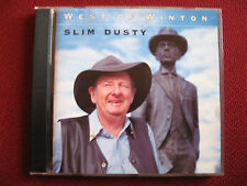 Slim Dusty - West of Winton - EMI label CD in Good as New Condition, 15 Songs