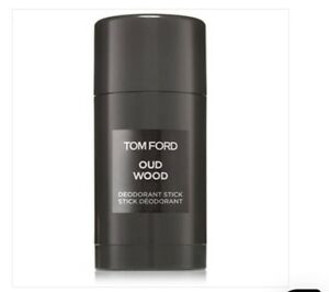 Tom Ford Oud Wood Deodorant Stick - 2.5oz / 75ml - NEW - Fast Shipping in UK