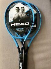 2 x Head Instinct MP Tennis Rackets