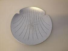 Vintage Kensington Aluminum Shell Form Tray / Plate