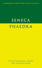 Seneca: Phaedra (Cambridge Greek and Latin Classics), Coffey/Mayer, Good Conditi