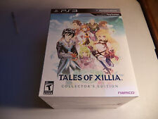 TALES OF XILLIA COLLECTOR'S EDITION for PS3 Game Consoles by Namco SEALED NEW!!