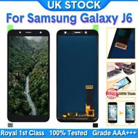 Black For Samsung Galaxy J6 2018 SM-J600F Replacement Screen LCD Touch Digitizer