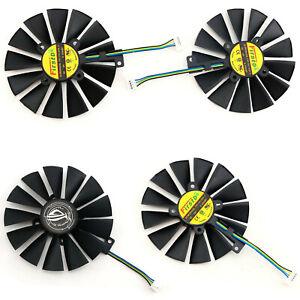1pcs Cooling Fan Heat Sink Fan for ASUS RTX2060 GTX1660 1660S PHOENIX MINI ITX