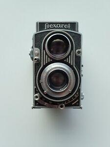 FLEXARET V Meopta TLR Camera - WORKING