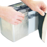 """Battery Wrap Heat Shield Barrier 8 in x 40"""" Self-Adhesive 2,000 degrees F 2019"""