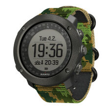 Suunto Traverse Alpha Woodland GPS Watch GLONAS Map Fishing Hunting Military