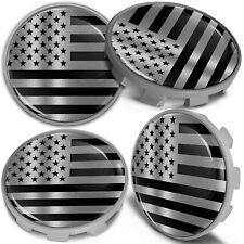 4 x 68mm - 65mm Alloy Wheel Centre Hub Center Rim Caps Compatible for BMW Silver