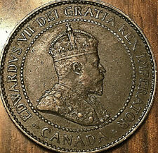 1904 CANADA LARGE CENT PENNY LARGE 1 CENT
