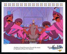 Guyana 2764, Disney Animation Film Haracters, Aladin 1993. x14445g