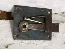 RECLAIMED VICTORIAN ?? SKELETON METAL DOOR LOCK - NOW TAKES MODERN SPINDLES