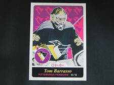 2015-16 O-Pee-Chee OPC RETRO #585 Tom Barrasso Pittsburgh Penguins