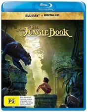 The Jungle Book (2016, Disney) : NEW Blu-Ray