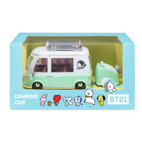 BTS BT21 Official Goods Camping Car by Line Friends