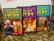 Tales from the Crypt ~ Complete Seasons 1 2 6  One Two Sixth