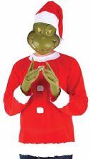 The Grinch Adult Costume Size L Large / XL Dr. Seuss Christmas