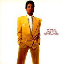 PRINCE AND THE REVOLUTION 1986 PARADE TOUR CONCERT PROGRAM BOOK / NMT 2 MINT