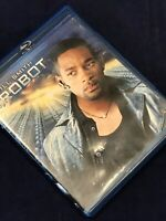 I, Robot on Blu-Ray Disc