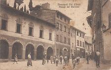 Montopoli Val d'Arno Piazza del Mercato 1924
