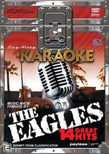 SING-ALONG KARAOKE - THE EAGLES DVD