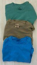 LOT OF 3 GILDAN COMFORT COLORS MEN'S 2X SHORT SLEEVE T-SHIRTS MAKE AN OFFER
