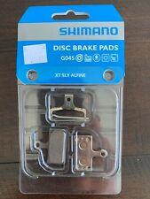 Shimano G04S Metal Disc Brake Pads Fit XTR XT SLX Deore ALFINE & RB, Read