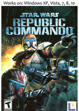 Star Wars Republic Commando PC Game
