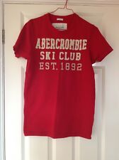 abercrombie and fitch t shirt size Small
