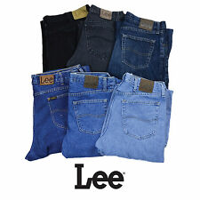 VINTAGE LEE JEANS REGULAR FIT DENIM GRADE A 30,31,32,34,36,38